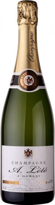 Champagne Demi-Sec Carte d'Or