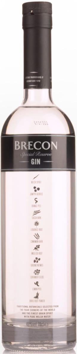 Brecon Reserve Gin