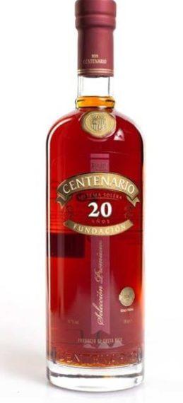 Centenario Fundacion Rum 20 år