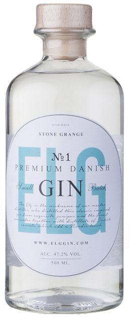 Elg Gin - Premium Danish Gin