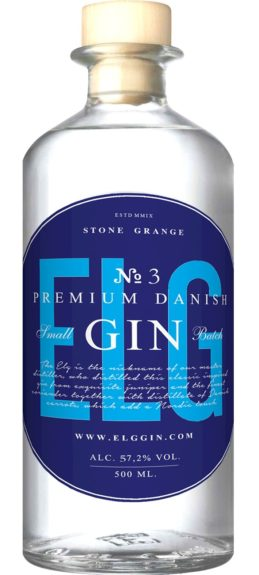 Elg Gin no 3 - Navy Strength