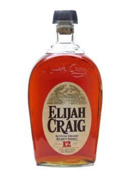 Elijah Craig 12 års Bourbon