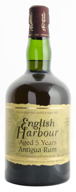 English Harbour - 5 Years Old Rum - Antigua Destillery