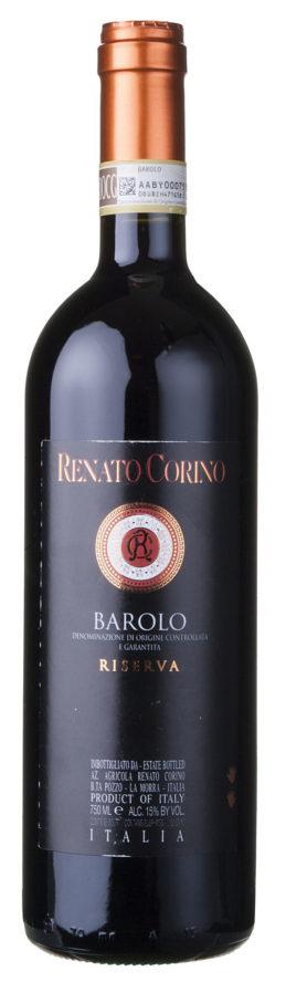 Barolo, Riserva Renato Corino 2009