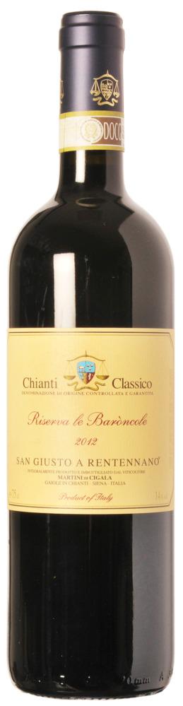 Chianti Classico riserva Docg 2013 Le Baroncole