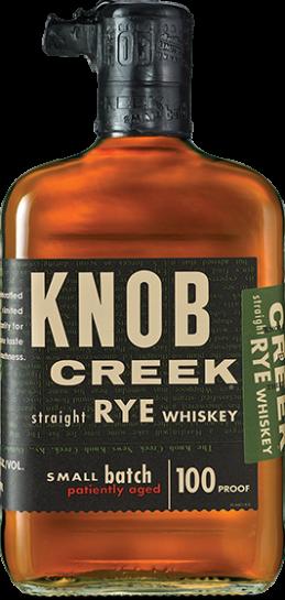 Knob Creek Straight Rye