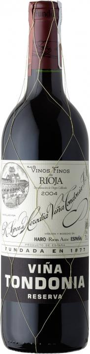 Rioja DOCa 2005 Reserva - Viña Tondonia