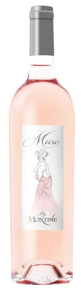 Domain Montine Muse Rosé