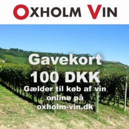 Gavekort-100,-